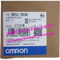 Novo original NB5Q-TW00B Omron 5.6 polegadas Touch Screen Terminal Programável