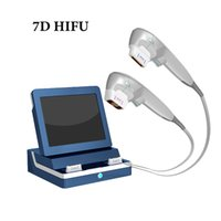 نوع جيد آلة العناية بالبشرة 7D HIFU الوجه رفع المحمولة المنزل الموجات فوق الصوتية إزالة الرقبة التجاعيد صالون معدات
