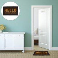 Carpets 1pc Simple Shaped Foot Pad Bathroom PVC Mat Shower Multifunction Bath Carpet