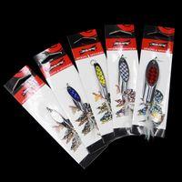Lot 30 stks Gemengde Vissen Lokjes Geassorteerde Minnow Lokken Bass Crank Bait Tackle Haken 253 x2