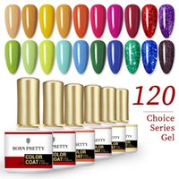 Born Pretty 120 Colors Gel Nail Polish 10ML Color Color Soak Off UV LED Gel Glittering Choice Choice Barniz
