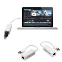 Harici USB Kablolu Ethernet Ağ Kartı Adaptörü Konnektörleri Ethernets RJ45 LAN Windows 7/8/10 / XP RD9700 için