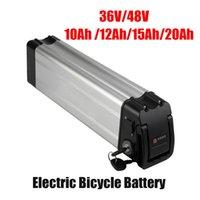 HIGHT QUALITÄT 24V 36V 48V 52V Elektrische Fahrradbatterie 10Ah 12ah 15ah 20AH Tuture Free Lithium Batterien Packs Top