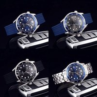 2021 Top new quality watch sea 007 james mens watches eight style 42mm dial 300m watches automatic movement male watch