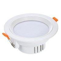 Bewegungssensor LED Automatische Schalter Light Motion Detektor eingebettete LED Downlight Tageslicht-Korridor-Keller