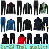 20 21 22 Gunners Mens Football Football Jacket Saka 2021 Pepe Kane Kane Cavani Martial Camiseta de futbol Maillot Foot Former Tarcksuit Lukaku Kante Vestes
