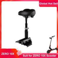 슈트 좌석 Zero10x 제로 10x 전기 스쿠터 시트 키트 공식 액세서리 부품 높이 조정 가능한 의자 2 주문
