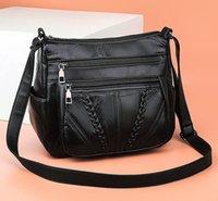 Real Leather Shoulder 's Crossbody for Women's Bags Designer Handbag