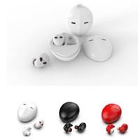 Auricolari auricolari wireless Bluetooth Bluetooth 5.0 TWS STEREO Auricolari con custodia in carica Microfoni incorporati Quick-Popping IPX5 Pompaggio Basso per Allenamento sportivo Palestra