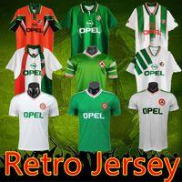 Irlanda Retro Soccer Jersey 1988 1990 92 93 94 96 97 98 Northern Irelan World Cup Home Clássico Vintage Irlandês Townsend Keane Staunton Houghton Camisas de futebol