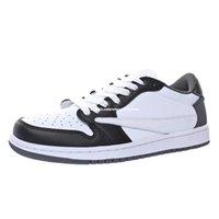 Jumpman Basketball Shoes for Men Fragment Design Sneakers Mens Travis Sneaker Womens Sports Shoe Women Sport CQ4277-008