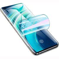 هيدروجيل فيلم لينة تغطية كاملة منحني 3d غطاء حامي الشاشة ل موتو g ستايلس 2021 G10 G30 G20 G60 G50 G100 E7 الطاقة G9 تلعب G8 G7 Edge Plus S