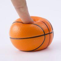 6cm Squeeze Steper Ball Squeey Sponge PU Fútbol Baloncesto Tenis Béisbol Descompresión Toy Squishy Alivio Alivio Fidget Balls HH38Q5UX