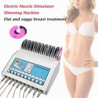 1Pcs Microcurrent Body Shaper Tighten Lift Slim Electrode Stimulation Beauty Machine