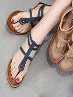 المرأة الصنادل الأزياء المعادن مشبك أحذية للنساء الصنادل الصيف حذاء فليب فليب chaussures منصة صندل تنيس feminino 3.6 k2ze #