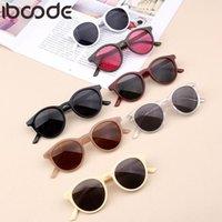 Iboode neue Kinder Sonnenbrille Jungen Mädchen Baby Säuglingsmode Sonnenbrille UV400 Eyewear Kind Shades Geschenk Oculos Gafas de Sol