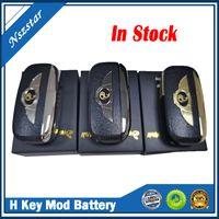 Hecl Key Mod Bateria 650mAh VAZ VAZ VAZ VAV VAV FLIP 510 Tópico para Cartucho de Óleo Grosso