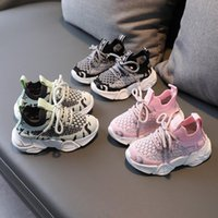 Sandals Kid Running Sneakers Summer Children Sport Shoes Tenis Infantil Boy Basket Footwear Lightweight Breathable Drop