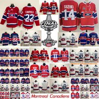 2021 Montreal Canadiens Hóquei Jerseys Mens Cole Cole Coley Nick Suzuki Carey Preço Tyler Toffoli Brendan Gallagher Alexander Romanov Costurado