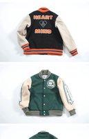 Designer BBC Astronaute Hommes Manteaux d'hiver Mens Veste Mensket Island Vestes Baskerball Uniforme Sportswear Black Hearts Stripes Cardigan Brodée Manches longues