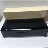 Großhandelspreis Gute Qualität Stift Box Mode Geschenk Pen Fall Schwarzwolle Jllfwj Lucky2005