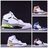 Nuova versione Legacy 312 Mens Scarpe da esterno Knicks Lakers Pistoni Athletic Sport Sneakers Saltare l'uomo S Trainers 7-12