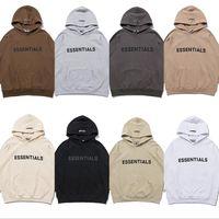 Warm fog essentials men sweatshirts oversized crewneck long sleeve hoodies mens essential street streetwear pullover loose jackets hip hop sweater women womens