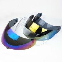 Shield Motorcycle Lens K4 Full Face Moto Sun Visor ( Not For AGV K3 SV Helmet )