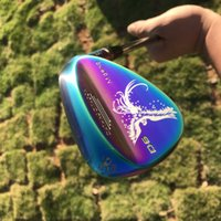 2021 Новый гольф клинья Datang Dragon D6 Phoenix клинья кованые 52 56 60 градусов с динамическими золотом S300 стальной вал 3 шт. Гольф-клубы