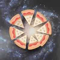 Gioielli mini formaggio pizza cibo di lusso regalo di lusso giacca moda gioielli moda collana spilla