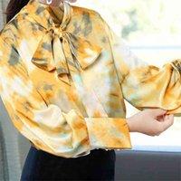 Celmia frauen satin blusen mode tops tunika plus größe elegante ol fliege laterne hülse büro shirt casual slik blusas