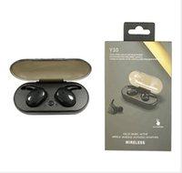 Wireless Earphones Bluetooth V5.0 Y30 Headphone Headset earphone Earbuds with Package