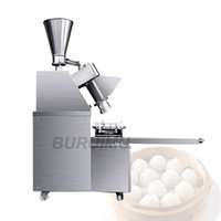 220V Chinese BaoZi Machine Automatic MoMo Making Maker Steamed Bun Manufacturer Stuffed Pumpkin Pie Xiaolongbao Moulding