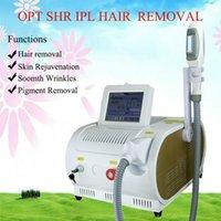SHR Laser Salon Attrezzatura Nuovo stile STRILO SHR IPL Cura della pelle Opt RF IPL Depilazione Depilazione Bellezza Macchina Elite Skin ringiovanimento della pelle
