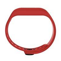Zubehör Einstellbare Silikon-Uhr-Band-Strap-Teile für Garmin VVIVOFIT 3 Armband Fitness