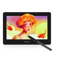 Gaomon PD1320 13.3-Zoll-Digital-Grafik-Tablet-Monitor voll laminierter HD 86% NTSC-Farb-Gamut-Bildschirm zum Zeichnen