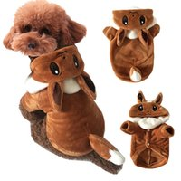 Pet Clothes Yibu Family Small Pocket Monster Pet Costume Autumn and Winter Dog Clothes