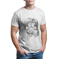 Men's T-Shirts Dystopian Paradise T-shirtsPunk Techwear BakugouPlusSizeClothing125845
