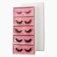 Handmade Eyelashes Lashes3d Wholesale Vendor Mink Eye Lashes For Lady