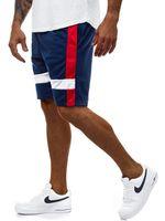 Mens Board shorts primavera verão praia casual fitness bodybuilding bolso bockets homem respirável corrida calça acima do joelho