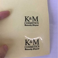 Business Signs OEM Custom sticker service for custom's have own brand package like 3D mink eyelashe magnetic eyelashes and hair remover 's retail box K6UW
