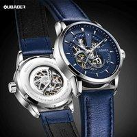 Designer Uhr Marke Uhren uhren luxusuhr attraktiv automatisch top tourbillon selbst windeling leder sport handgelenk