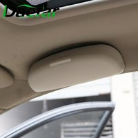 Autres accessoires d'intérieur pour Mitsubishi Pajero Sport Montero Challenger Nativa 2009 -2021 Voiture Lunettes de soleil Porte-lunettes Porte-lunettes Etues Eyeglasses St