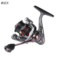 New style Anti seawater Micro Horse Mouth Spinning Wheel SK1000 Shallow Cup Rock fishing Fishing vessel Speed ratio 5.4:1