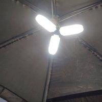 Portable Lanterns Camping Lantern Licht Led Oplaadbare Workshop Lamp Nood Krachtige Solar Of Usb