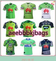 2020 2021 NINES جيرسي Rugby League Jerseys 19 20 21 Canberra Assaulter Super Rugby Jersey Size: S-3XL