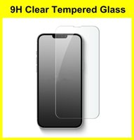 9H Clear Screen Protector For iPhone 12 13 Mini Pro Max 6 7 8 Plus XR XS 2.5D Tempered Glass Film