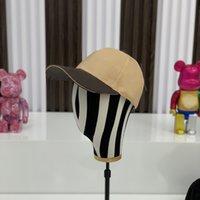 2021 Tasarımcılar Topu Kapaklar Baba Şapka Lüks Erkek Bayan Kova Sunhat Kadınlar Patchwork Kasketleri Beyzbol Şapkası Mektubu Yüksek Kalite