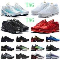 air max tn plus 3 Hommes Hot Punch Blanc Noir RACER BLEU Chaussures De Course Femmes Sneaker Rouge Orbit Entraîneur Sports  Chaussures