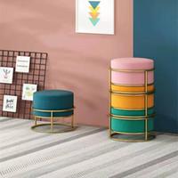 Mobili soggiorno mobili sedia sedia divano sgabello sedia domestica soggiorno tavolino da caffè sgabello europeo scarpe armadio moda moda sgabello per scarpe domestiche